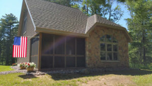 Cottage cabin for rent in Herbster, Wisconsin